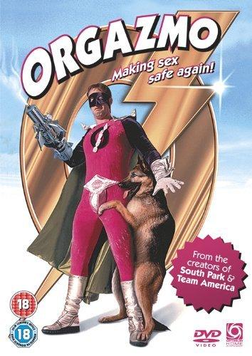 Orgazmo [DVD] by Trey Parker