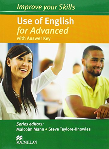 Improve Your Skills: Use of English for Advanced Student's Book with Key (Cae Skills)