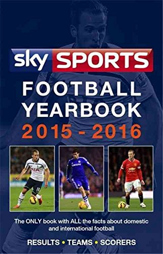 [(Sky Sports Football Yearbook 2015-2016)] [By (author) Headline] published on (November, 2015)