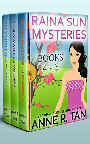 Raina Sun Mystery Boxed Set Vol 2 (Books 4-6): A Chinese Cozy Mystery (Raina Sun Mystery All Boxed Up) (English Edition)