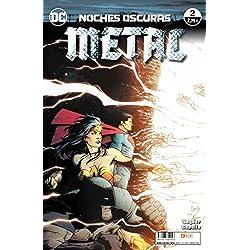 Noches oscuras: Metal (O.C.): Noches oscuras: Metal núm. 02
