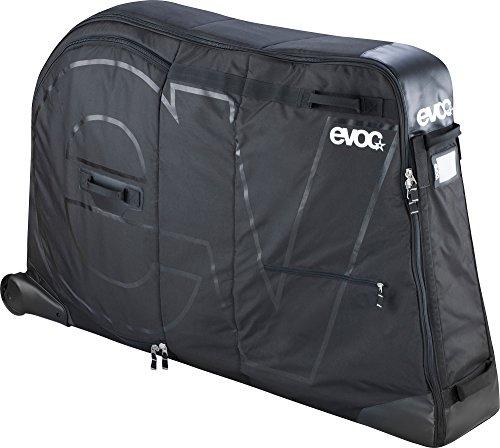 EVOC Sports GmbH Fahrradtasche Bike Travel Bag Fahrrad Transporttasche, Black, 135 x 38 x 80 cm