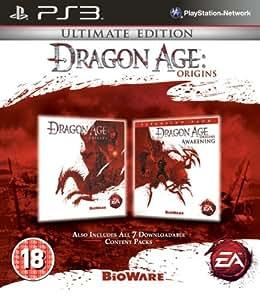 Dragon Age: Origins - Ultimate Edition (PS3) [import anglais] [langue française]