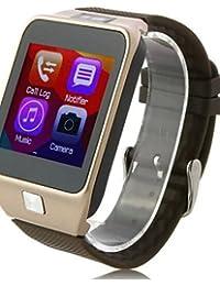 DGZ Wearables reloj inteligente, bluetooth4.0/control de medios/llamadas manos libres/control/Control de mensaje de la cámara
