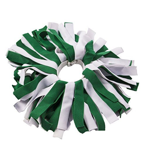 lewis-n-clark-pomchies-pom-id-pair-of-poms-luggage-tags-bottle-green-white-8319
