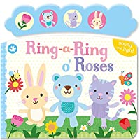 Parragon Kids Little Learners Ring A-Ring O'roses Playbook