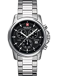 Swiss Military Hanowa reloj hombre Swiss Recruit Chrono Prime 06-5232.04.007