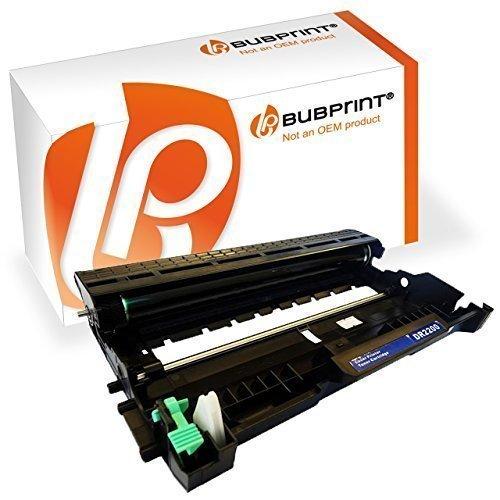 Bubprint Bildtrommel kompatibel für Brother DR-2200 DR2200 DR 2200 für DCP-7055 DCP-7065DN Fax 2840 HL-2130 HL-2270DW MFC-7360N MFC-7460DN MFC-7860DW - Trommel Kompatibel Toner-drum
