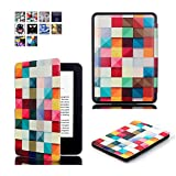 ProElite-Designer-Smart-Flip-case-cover-for-Amazon-Kindle-E-Reader-6-8th-Generation-2016-Launch-(Design-Squares)-[will-NOT-FIT-Paperwhite]