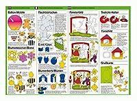 folia - Bastelpapierkoffer Weihnachten