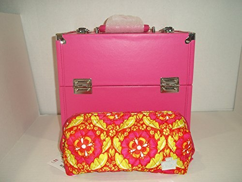 Caboodles Soulmate Train Case (Soulmate with bonus Bag)