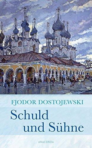 Buchcover Schuld und Sühne (Roman)