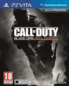 Call of Duty: Black Ops Declassified (PlayStation Vita)