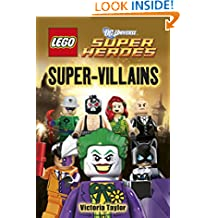 LEGO DC Super Heroes Super-Villains (DK Readers Level 2)