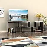 DEVAISE Multifunctional Hölzernen TV-Lowboard