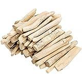 NaDeco® Treibholz getrommelt natur 12-15cm 1kg | Deko Holz | Schwemmholz