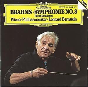 Brahms-Bernstein-Symphonie 3