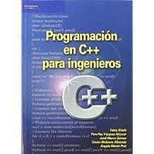 Programacion en C++ Para Ingenieros (Spanish Edition) by Fatos Xhafa (2006-07-02)