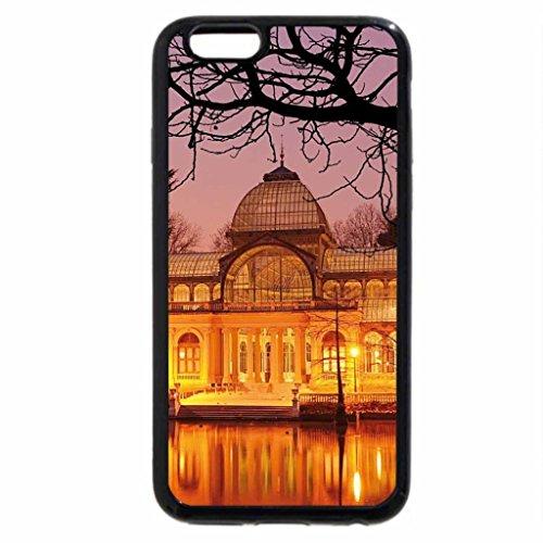 iPhone 6S / iPhone 6 Case (Black) Madrid, Spain