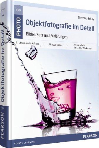 Pearson Photo (Objektfotografie im Detail: Bilder, Sets und Erklärungen (Pearson Photo))
