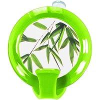 Kleine Wolke 5823645887 Saughaken Bamboo, Wandhaken, grün