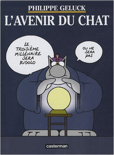 Le Chat, Tome 9 : L'avenir du Chat : Mini-album