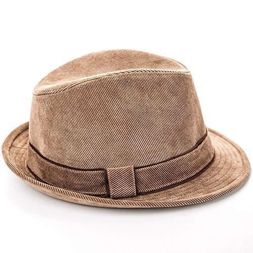 kyprx Sonnenschutz weiblichen Netz ins Kuh Kostüm weiblichen Jazz Hut Hut Männer und Frauen Tuch Hut Mode Wilden weiblichen Khaki (Weibliche Kobold Kostüm)