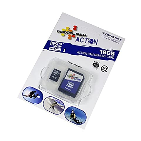 Carte Mémoire 16Go Pour Sony Ericsson Xperia X10 Mini Pro (Micro SD)