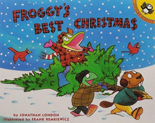 Preisvergleich Produktbild Froggy's Best Christmas