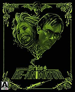 Bride of Re-Animator Dual Format Blu-ray & DVD Limited Edition [Region Free]