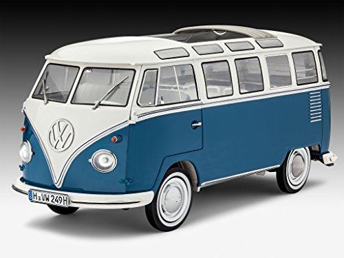 revell modellbausatz auto 1 16 volkswagen vw t1 bulli. Black Bedroom Furniture Sets. Home Design Ideas