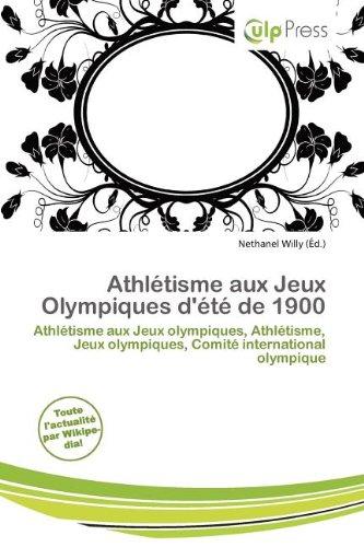Athl Tisme Aux Jeux Olympiques D' T de 1900