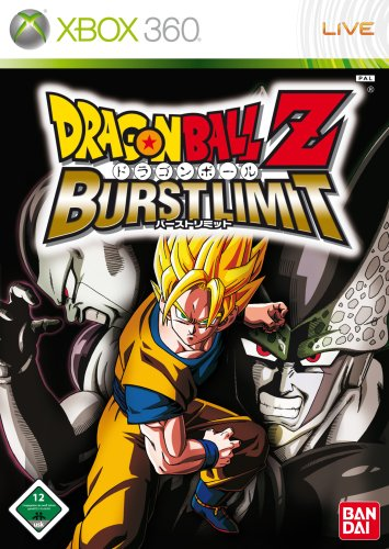 Dragonball Z: Burst Limit (Dragon Ball Z-spiel Für Xbox)