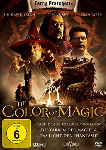 Bild von Terry Pratchetts - The Color of Magic [DVD]