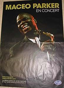 Maceo Parker - 70X100Cm Affiche / Poster