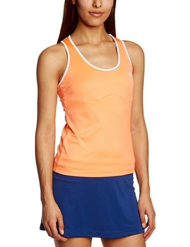 lotto-sport-nixia-top-da-donna-multicolore-fluo-carrot-white-xl