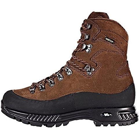 Hanwag Uomo Alpine Berg scarpe, Uomo, brown ïÿ- erde, 13