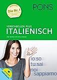 PONS Verbtabellen Plus Italienisch: Alle Verben mit links können. Mit Lernvideos.