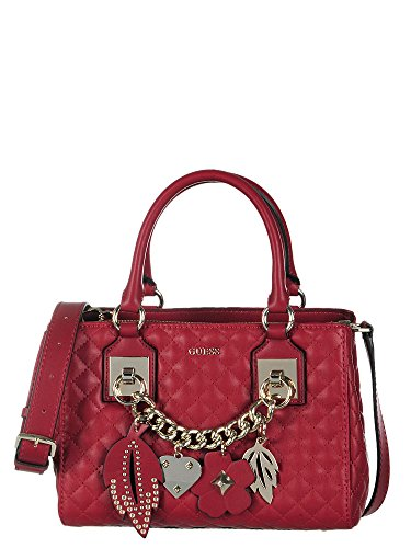 Gsell Sac à main HWVG6779050 Rouge - Guess Synthétique façon cuir