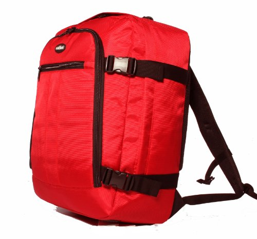 """High Quality 17"""" or 19"""" Laptop Cabin Approved Backpack Cabin Flight Bag Holdall Case Rucksack Ryanair Hand Luggage"""