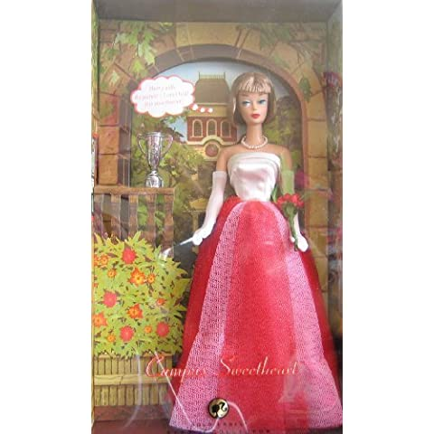 Campus Sweetheart Barbie Doll - Gold Label Collector Edition (2007) by Mattel - 2007 Gold Label