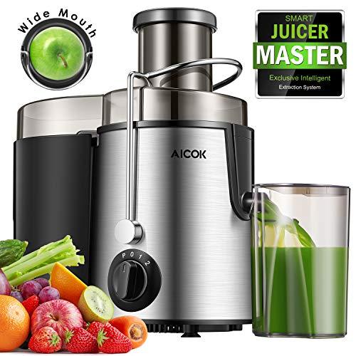 AICOK Juicer Juice Extractor wit...