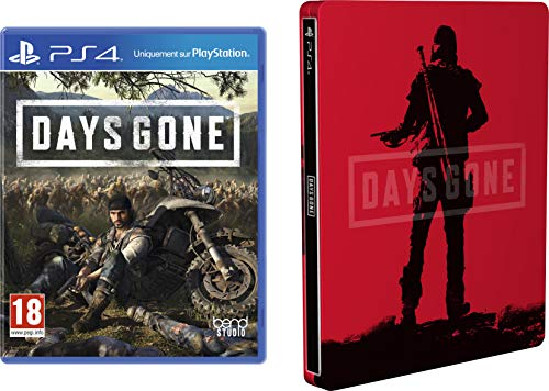 Days Gone with Limited Edition SteelBook