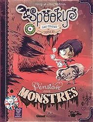 Spooky et les contes de travers - Tome 01 : Pension pour monstres