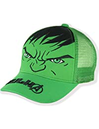 Marvel Avengers Official Boys Baseball Hats, Caps Summer Sun Hat 2-10 Years - New 2018