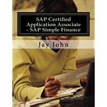 Sap Certified Application Associate - Sap Simple Finance