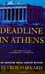 Deadline in Athens: An Inspector Costas Haritos Mystery