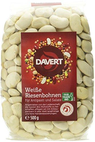 Davert Weiße Riesenbohnen,4er Pack*