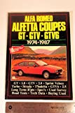 Alfa Romeo Alfetta Coupes, 1974-87 (Brooklands Books Road Tests Series)