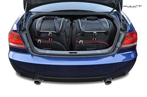 CAR Bags Auto Taschen MASSTASCHEN ROLLENTASCHEN BMW 3 Coupe, E92, 2004-2013 -KJUST -